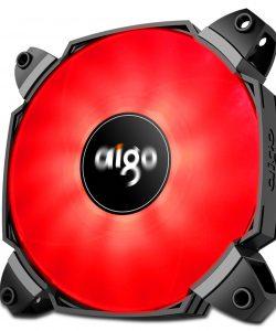 AIGO BX12 120MM RED CASE FAN