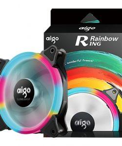 Aigo Rainbow 120MM Rainbow Case Fan