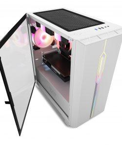Aigo DLM23 Tempered Glass Gaming Case