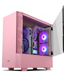 Aigo Darkflash DLV22 ATX Tempered Glass PC Case
