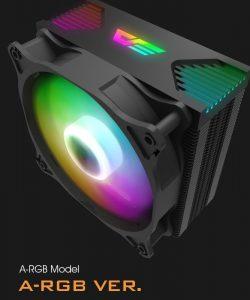 Aigo CPU Cooler PC Case Fan 120mm Cooler