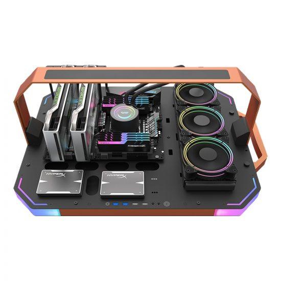 Aigo Darkflash Blade -X Open Frame luxury Gaming PC Case