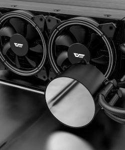 DarkFlash Symphony TR-240 Liquid Cooler