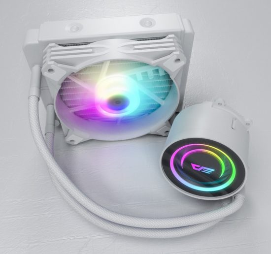 Aigo DX Series Water Cooling RGB CPU Cooler With Sync