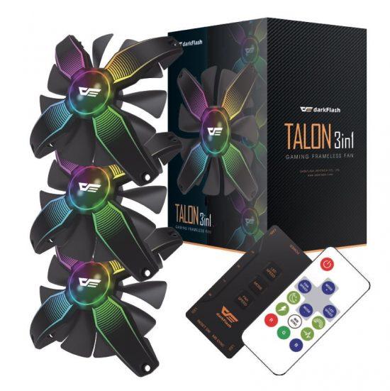 Aigo Talon Pro 120mm PC Case Fan