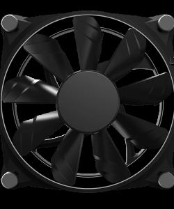 GameMax GMX-12-DBB PC Case Fan 120mm