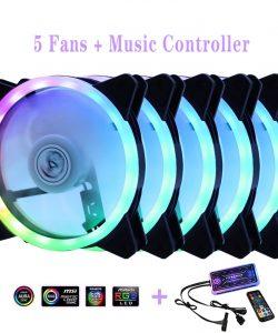 Custom 120mm Computer Cooling Fan PC Case Fan